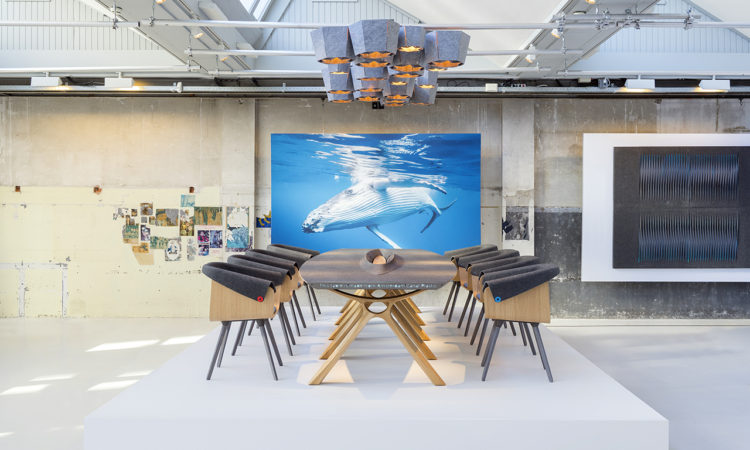 Plastic Whale Circular Furniture