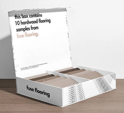 Fuse Flooring Samples at Home