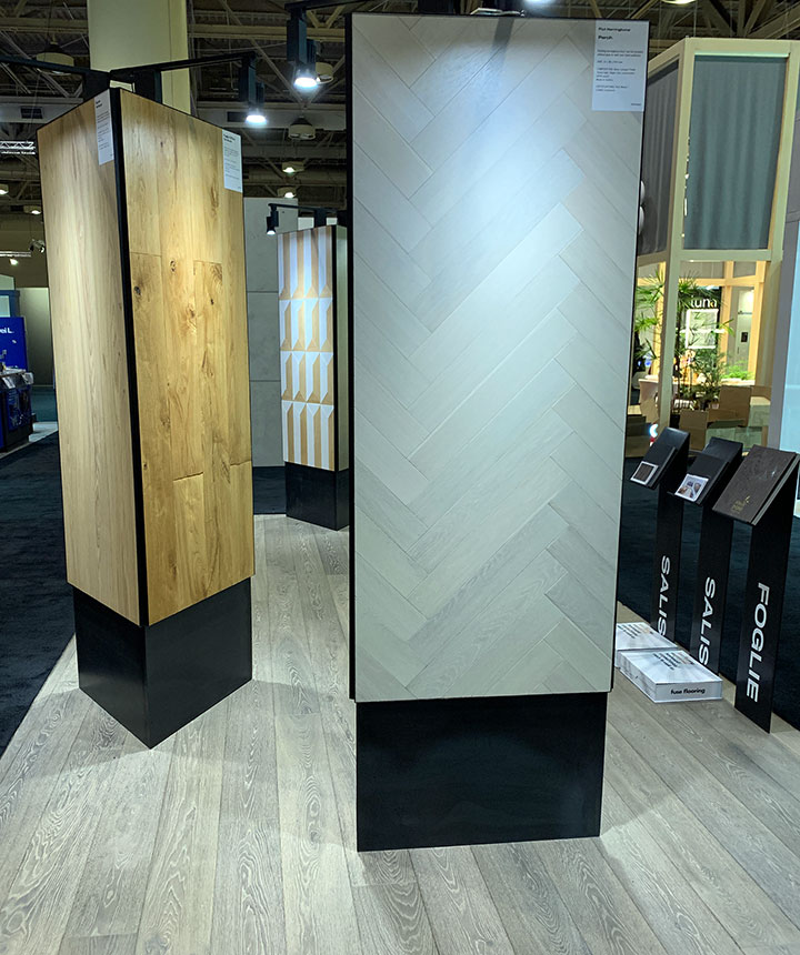 Relative Space at IDS 2019